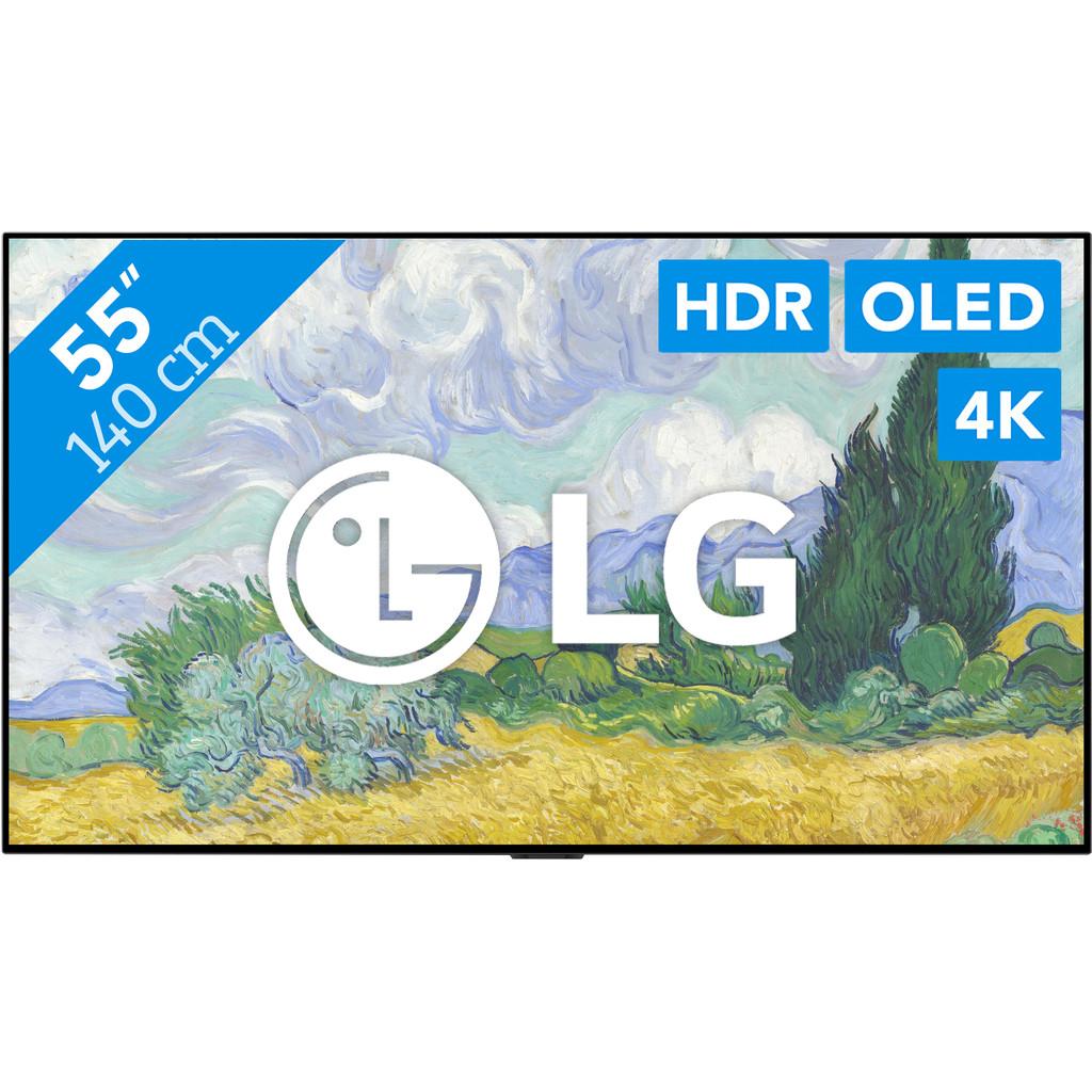 Tweedekans LG OLED55G1RLA (2021) Tweedehands
