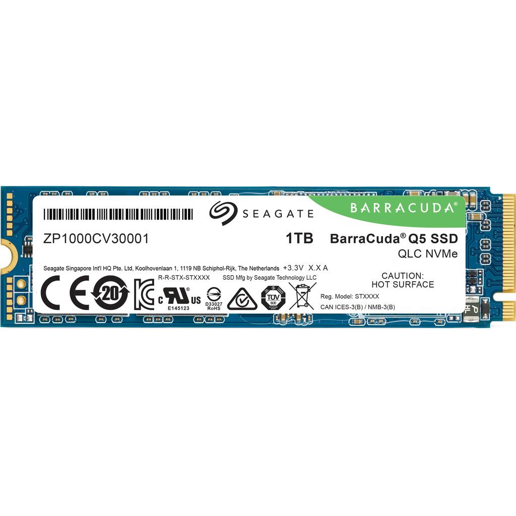 Seagate BarraCuda Q5 SSD 1TB 1000 GB