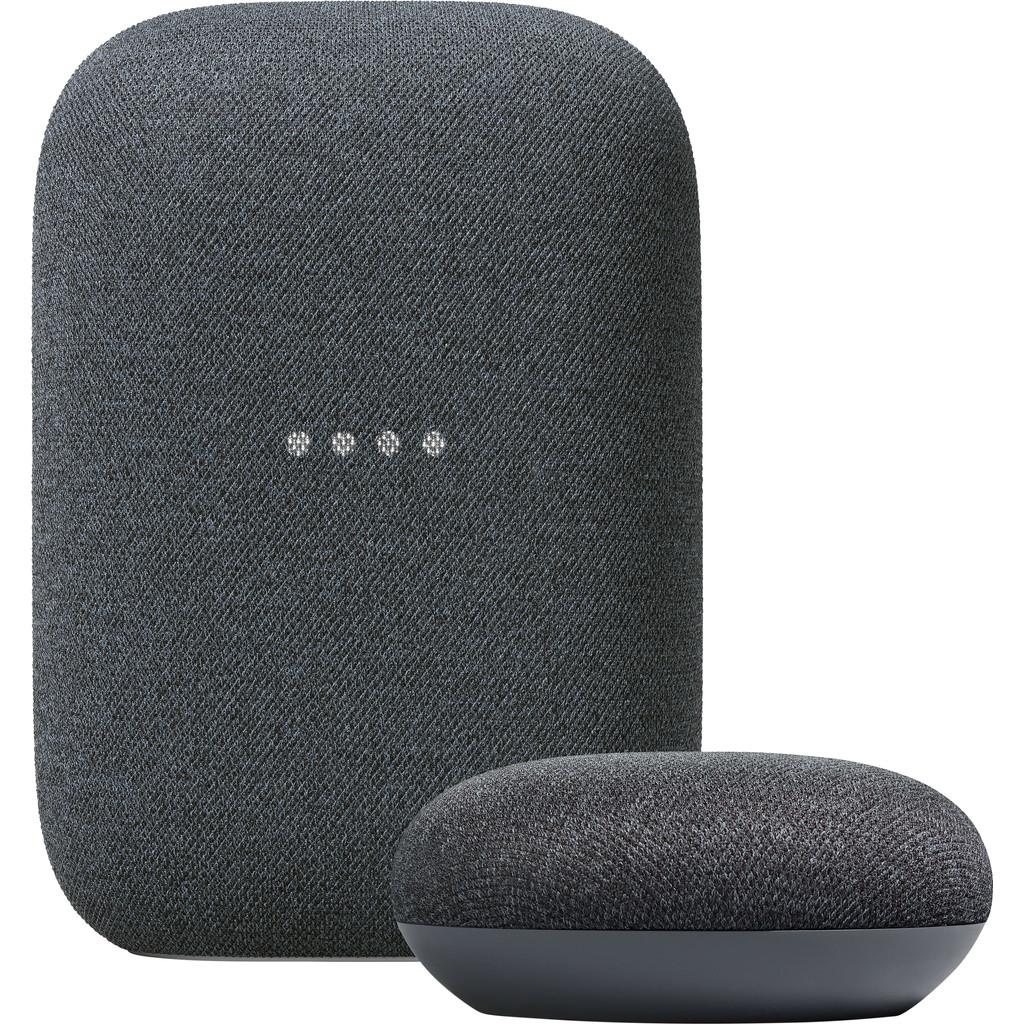 Google Nest Audio Charcoal Nest Mini Charcoal