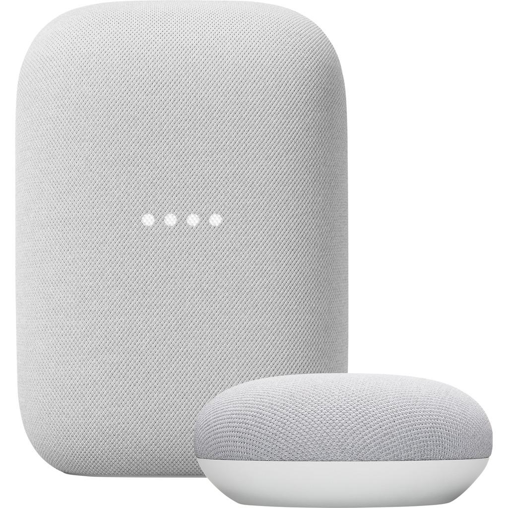 Google Nest Audio Chalk Nest Mini Chalk