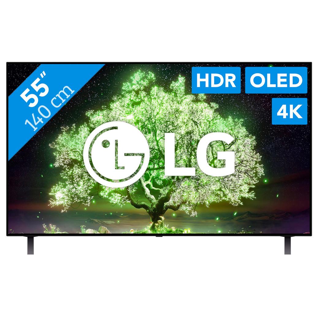 Tweedekans LG OLED55A16LA (2021) Tweedehands