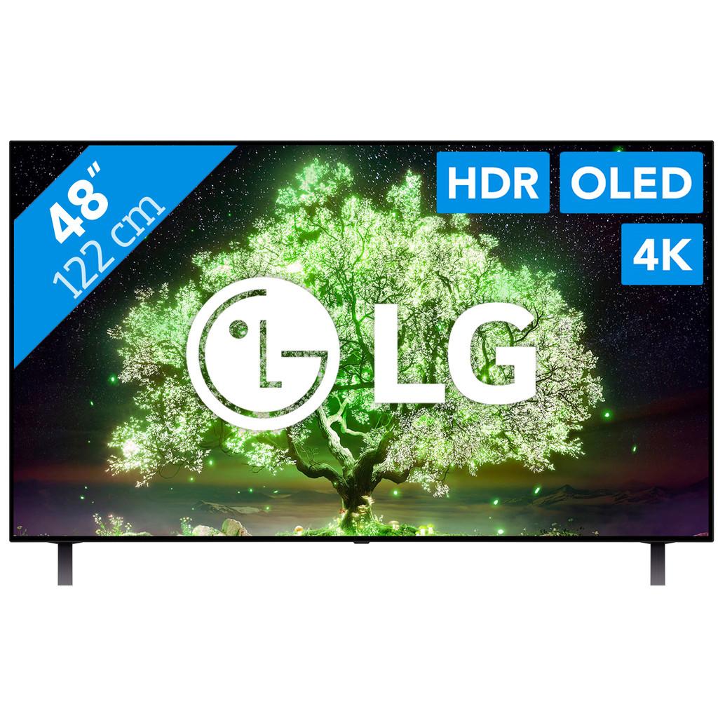 Tweedekans LG OLED48A16LA (2021) Tweedehands