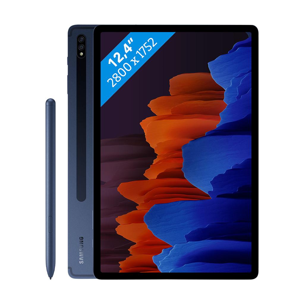 Tweedekans Samsung Galaxy Tab S7 Plus 256GB Wifi Blauw