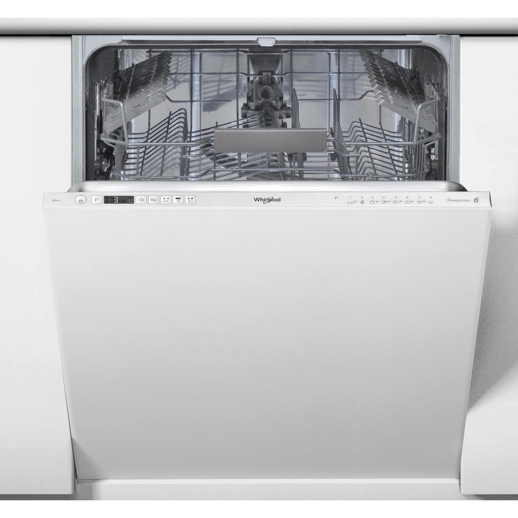 Tweedekans Whirlpool WIC 3C33 PE / Inbouw / Volledig geïntegreerd / Nishoogte 82 - 90 cm Tweedehands