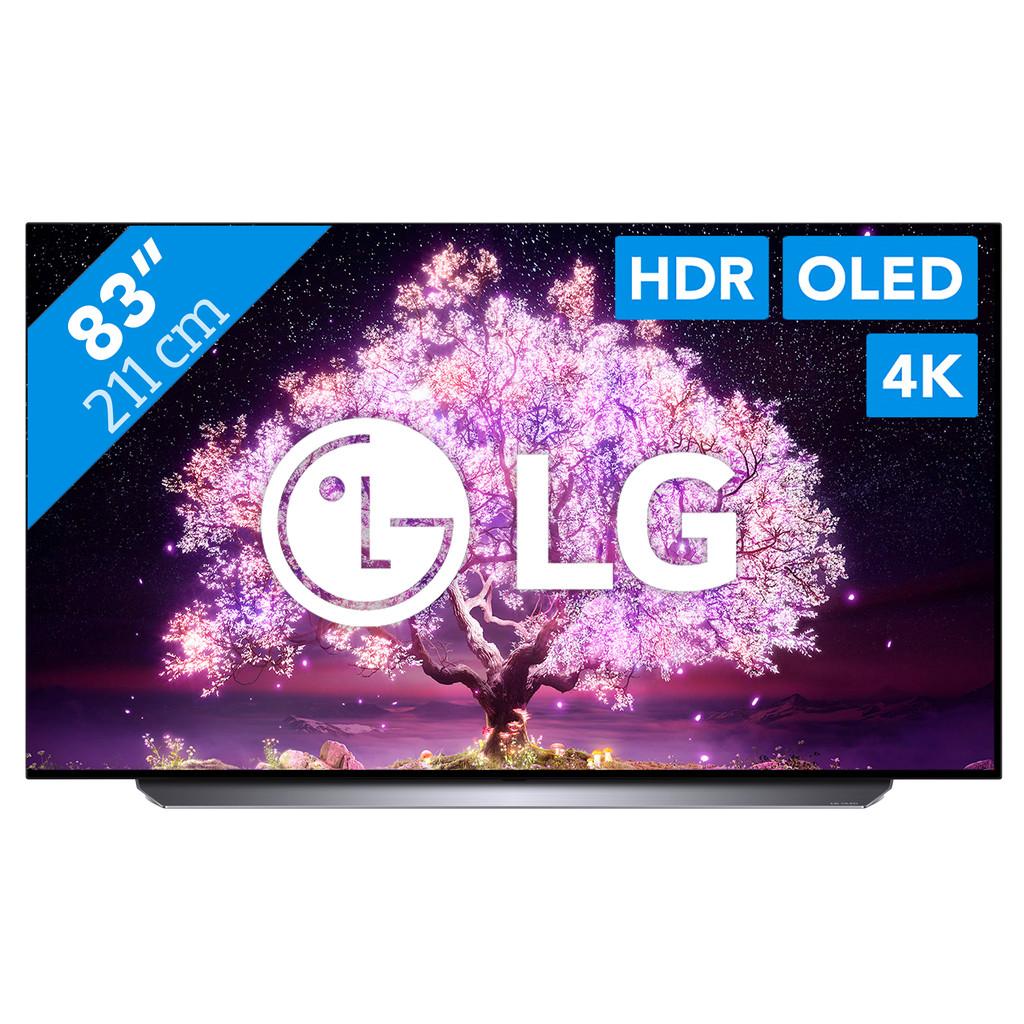 LG OLED83C14LA (2021)