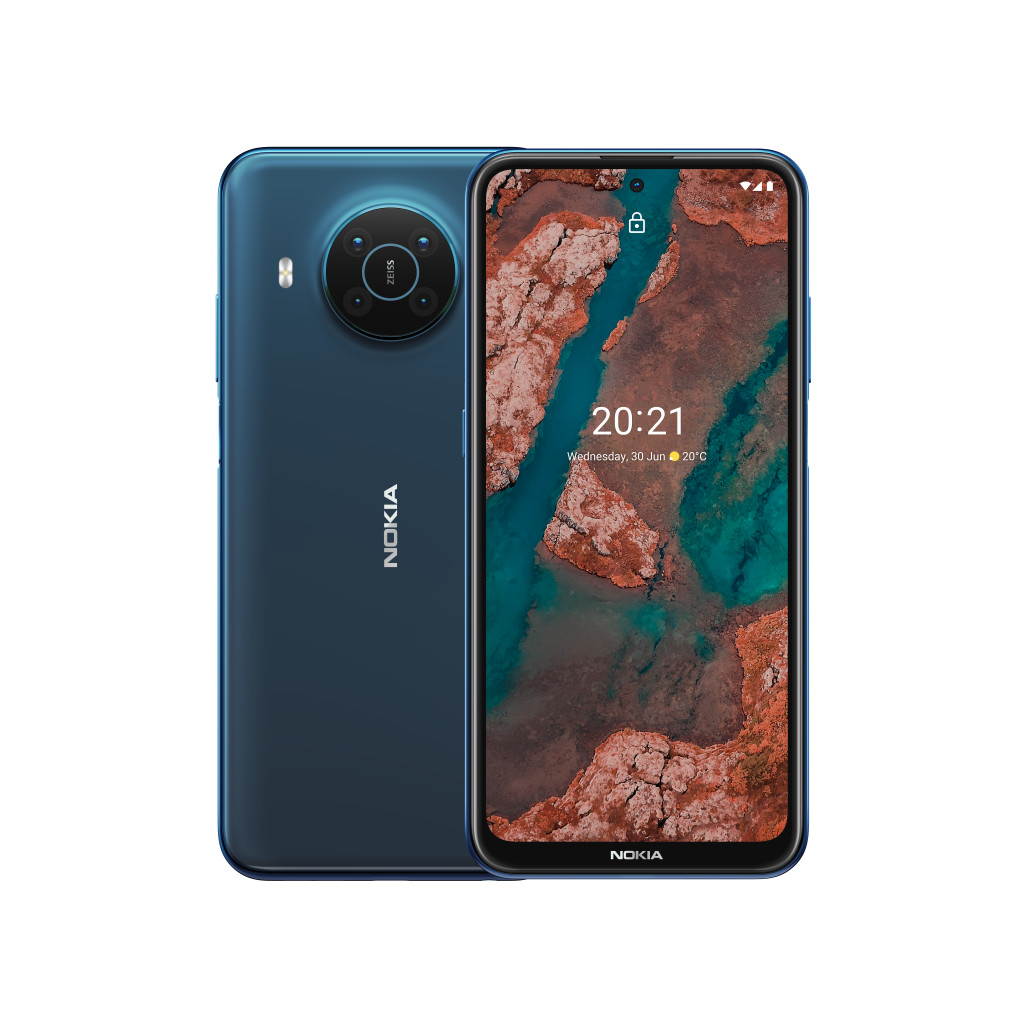 Tweedekans Nokia X20 128GB Blauw