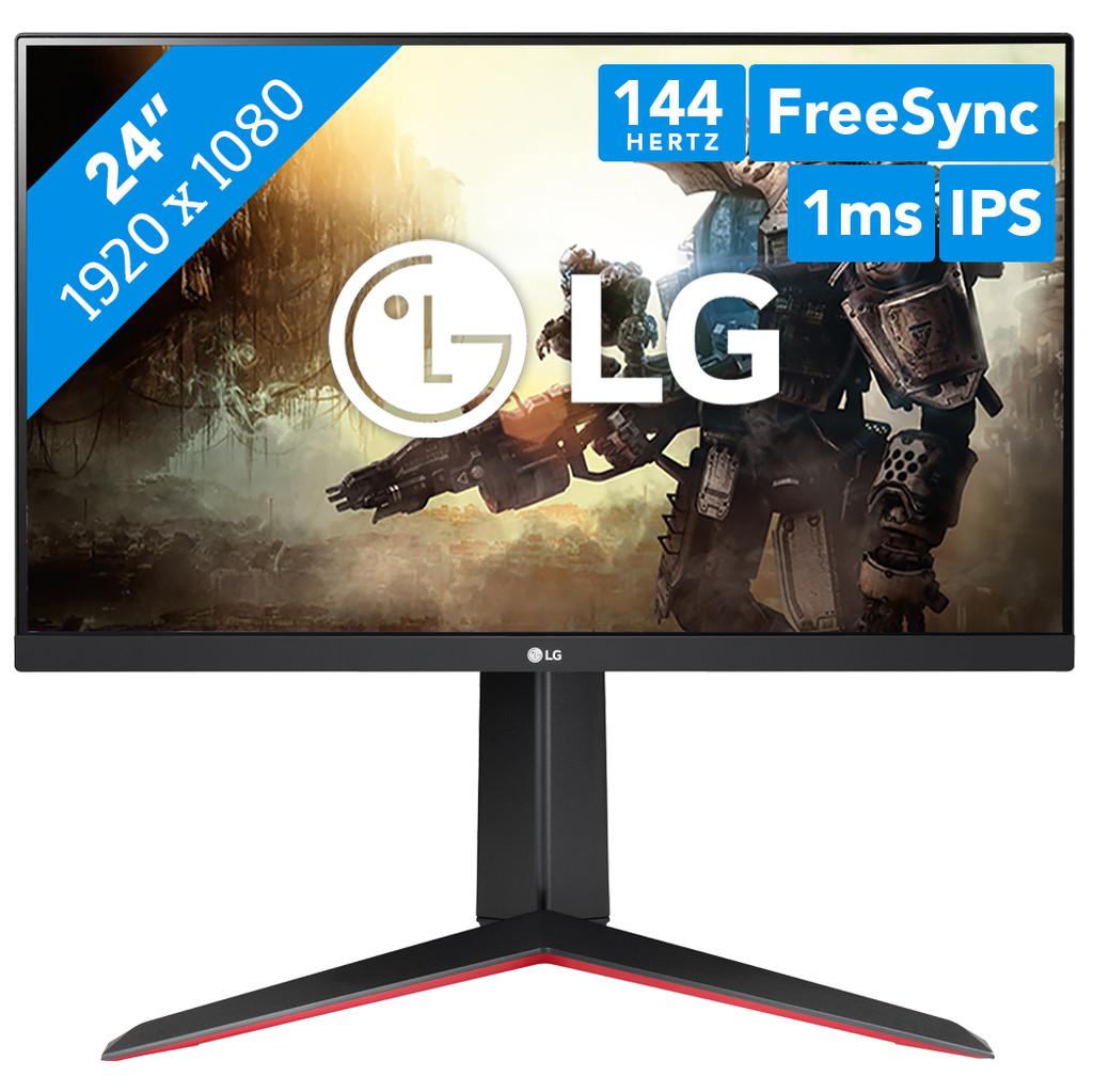 Tweedekans LG UltraGear 24GN650 Tweedehands