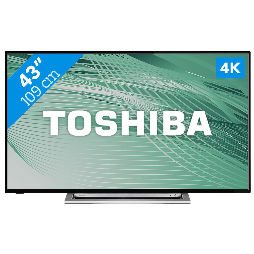 Tweedekans Toshiba 43UL3B63DG Tweedehands