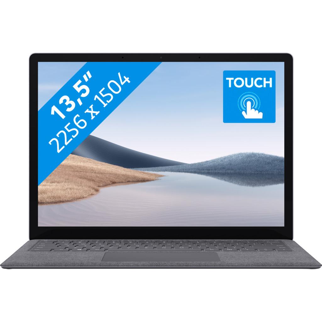 "Tweedekans Microsoft Surface Laptop 4 13.5"" R5se - 8GB - 256GB Platinum"