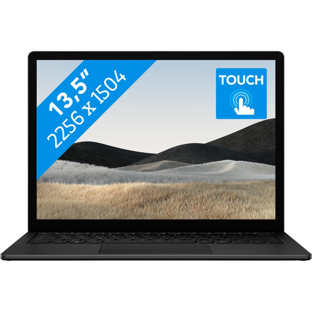 """Tweedekans Microsoft Surface Laptop 4 13.5"""" i5 - 8GB - 512GB Zwart"""