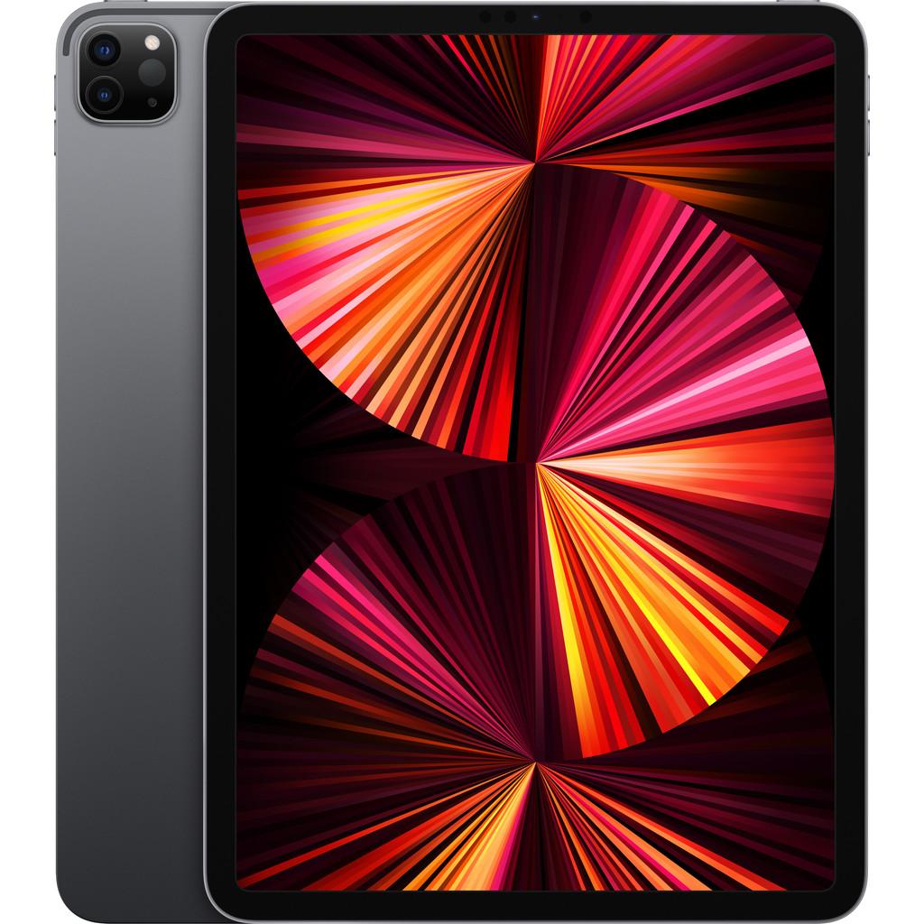 Tweedekans Apple iPad Pro (2021) 11 inch 256GB Wifi Space Gray Tweedehands