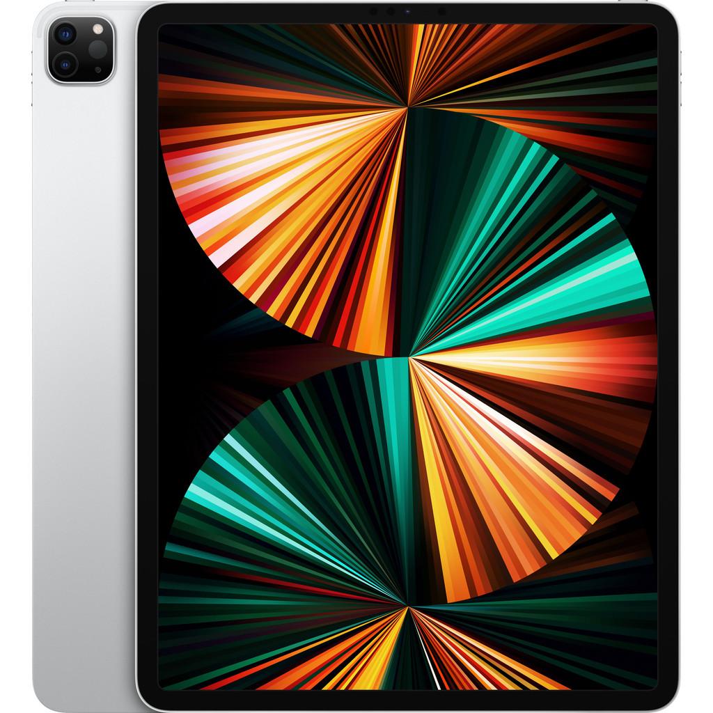 Tweedekans Apple iPad Pro (2021) 12.9 inch 1TB Wifi Zilver Tweedehands