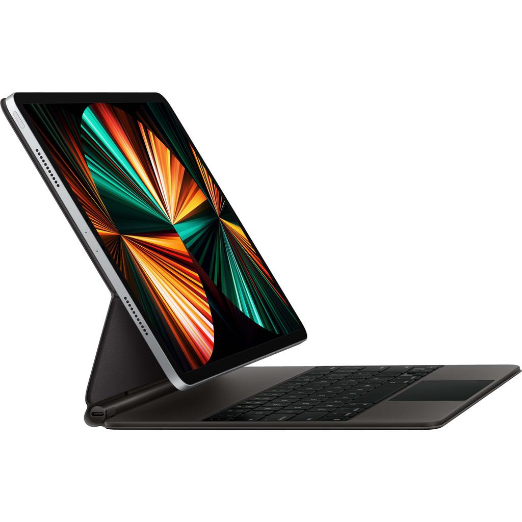 Tweedekans Apple Magic Keyboard iPad Pro 12.9 inch (2021)/(2020) QWERTY Zwart Tweedehands