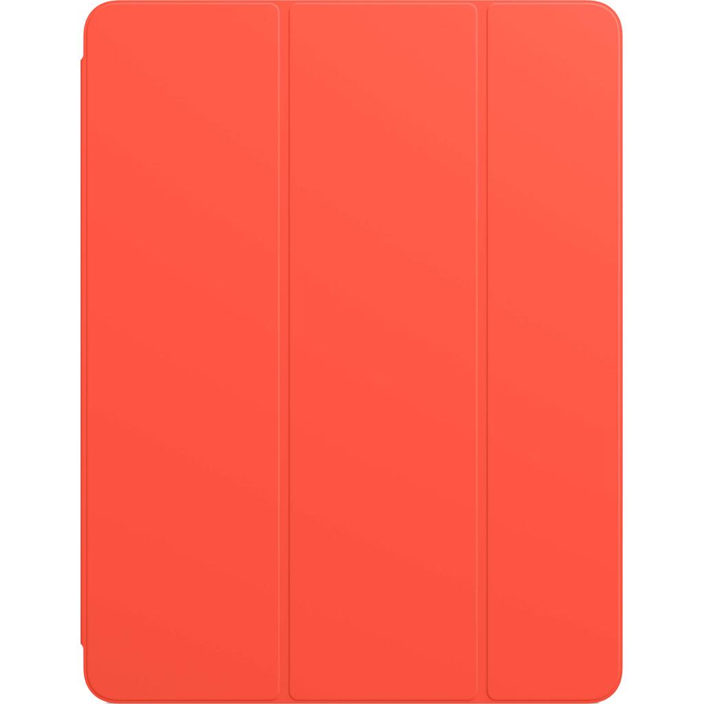 Tweedekans Apple Smart Folio iPad Pro 12.9 inch (2021)/(2020) Electric Orange Tweedehands