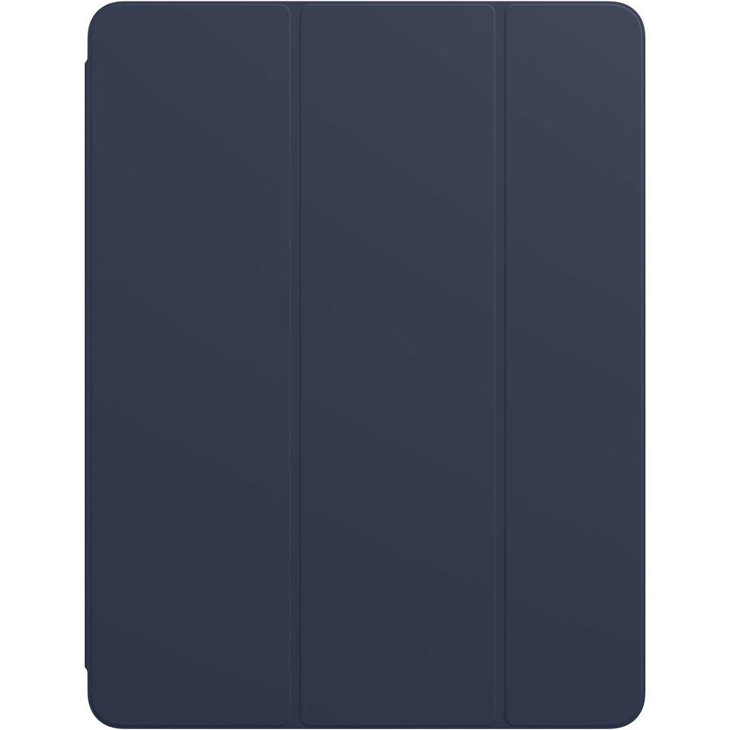 Tweedekans Apple Smart Folio iPad Pro 12.9 inch (2021)/(2020) Donkermarineblauw Tweedehands