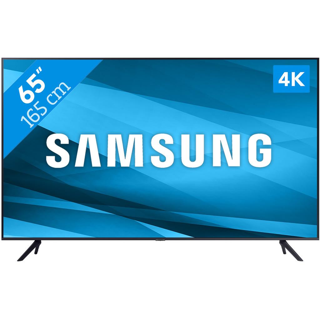 Tweedekans Samsung Crystal UHD 65AU7100 (2021) Tweedehands