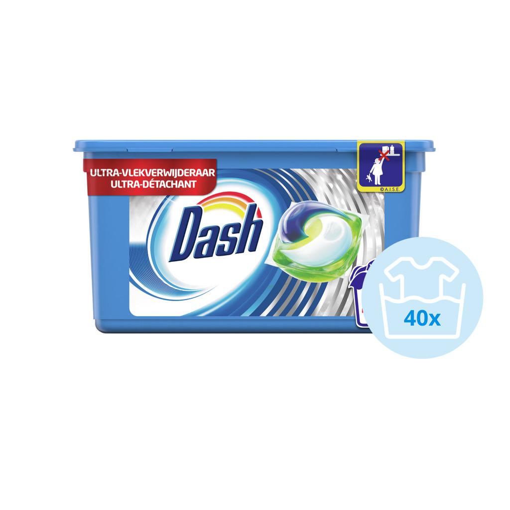 Dash All-in-1 Pods Platinum 40 stuks