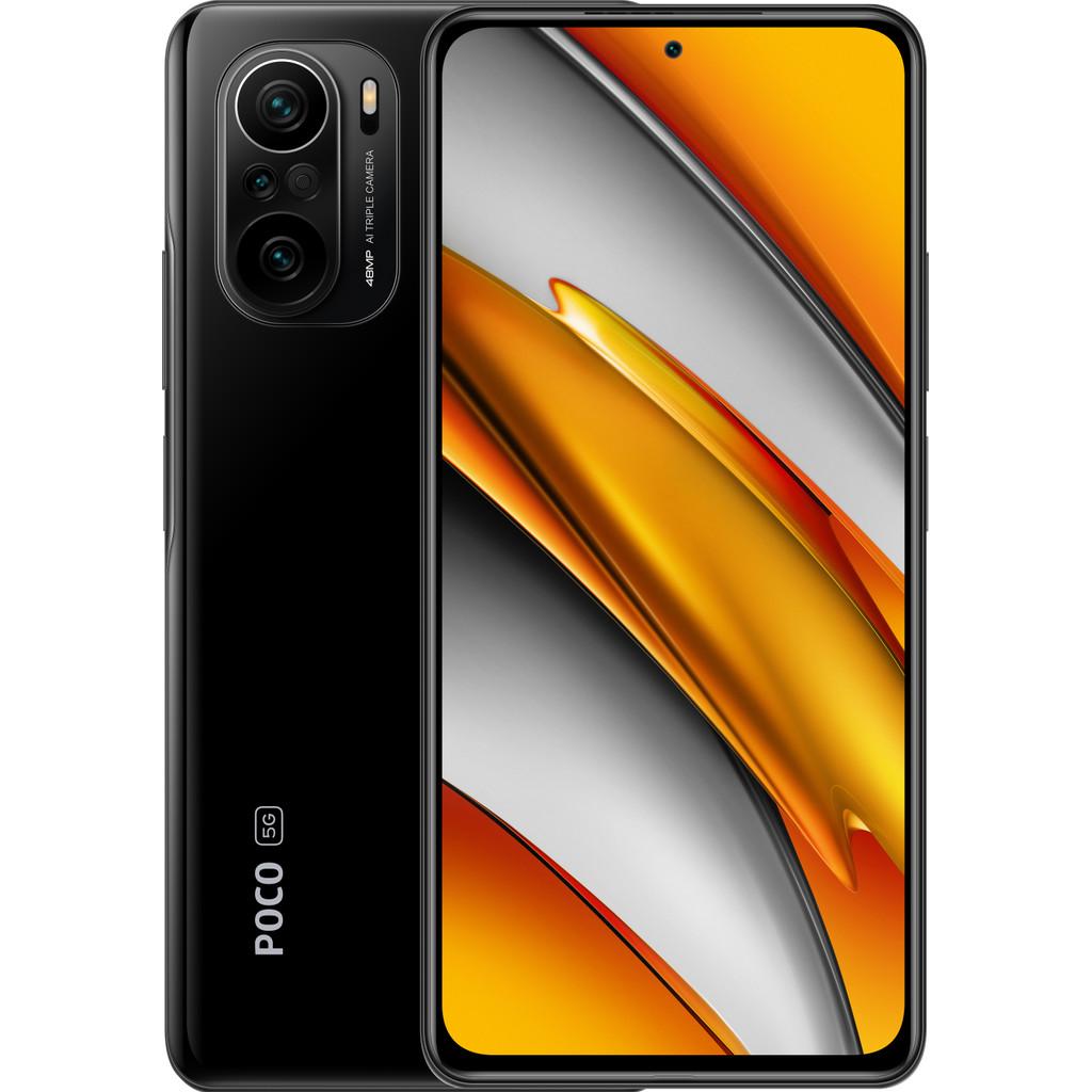 Tweedekans Xiaomi Poco F3 256GB Zwart 5G Tweedehands