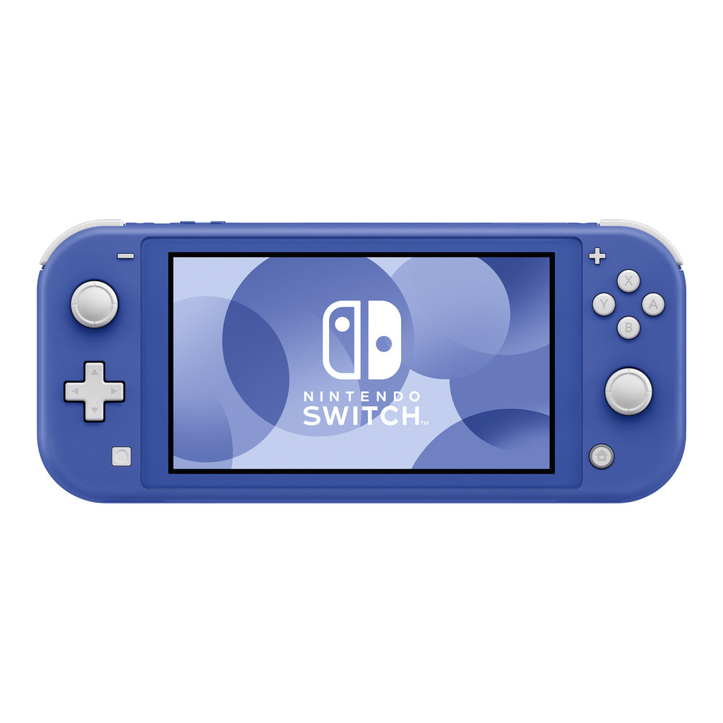 Tweedekans Nintendo Switch Lite Blauw Tweedehands