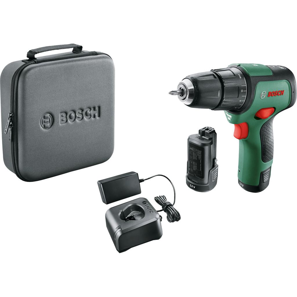 Bosch EasyImpact 12 + 2e accu (2021)