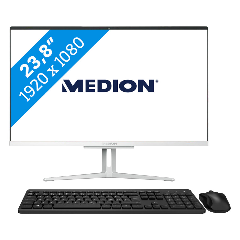 Tweedekans Medion Akoya E23301-300U-128F4 All-in-one Tweedehands