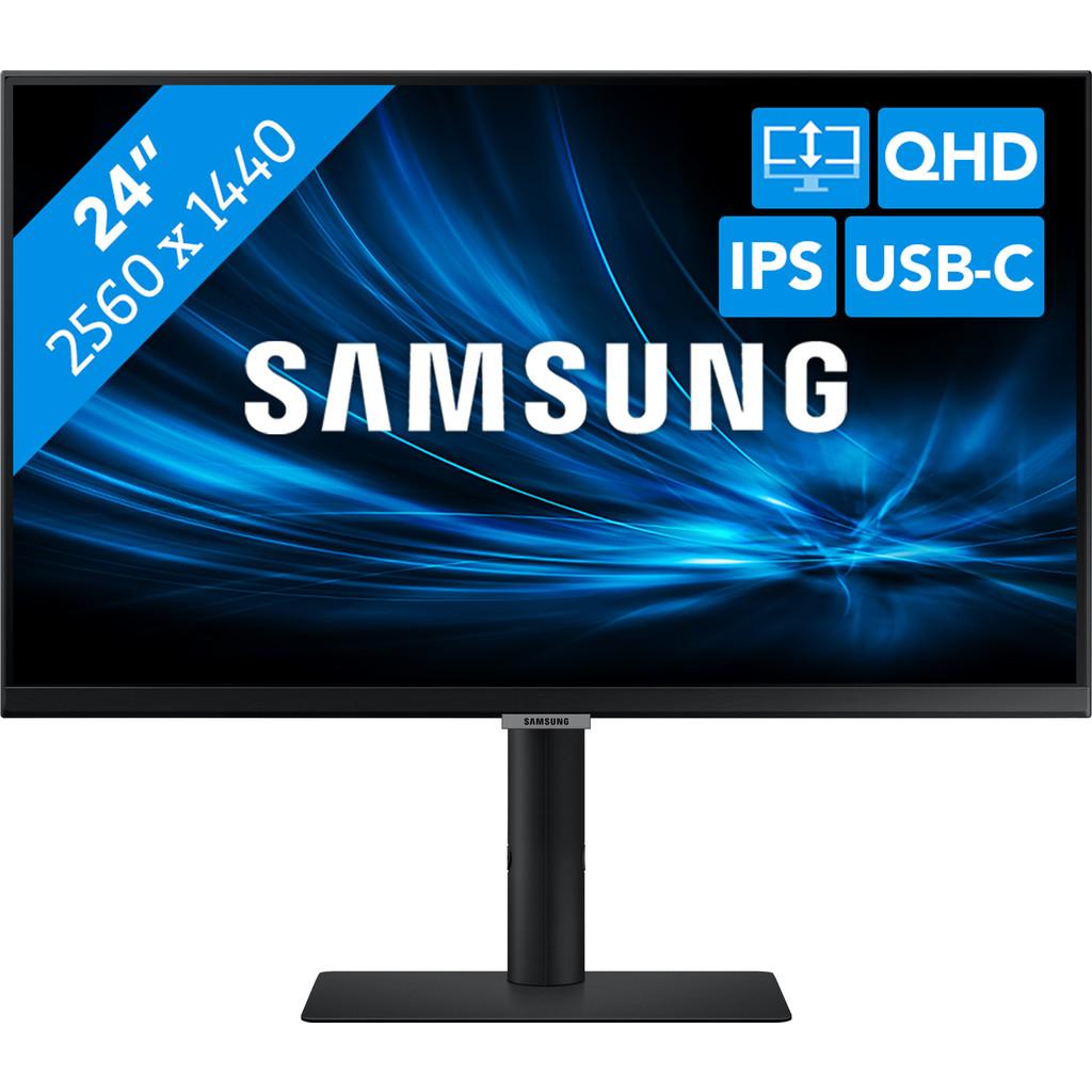 Tweedekans Samsung LS24A600UCUXEN Tweedehands