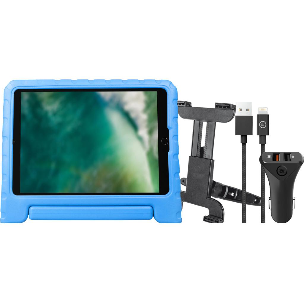Apple iPad (2020)/(2019) en iPad Air (2019) Kinder Autopakket Blauw