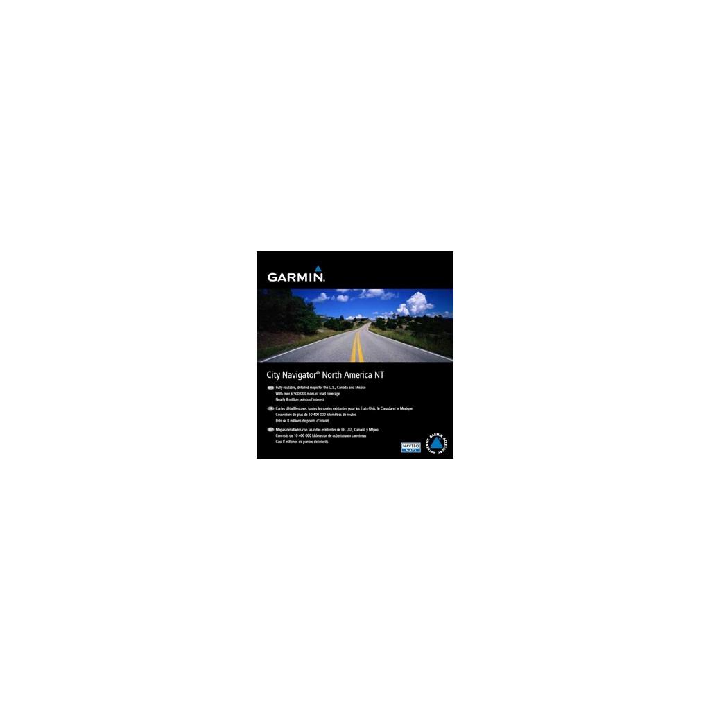 Afbeelding van Garmin City Navigator NT Noord Amerika & Mexico microSD