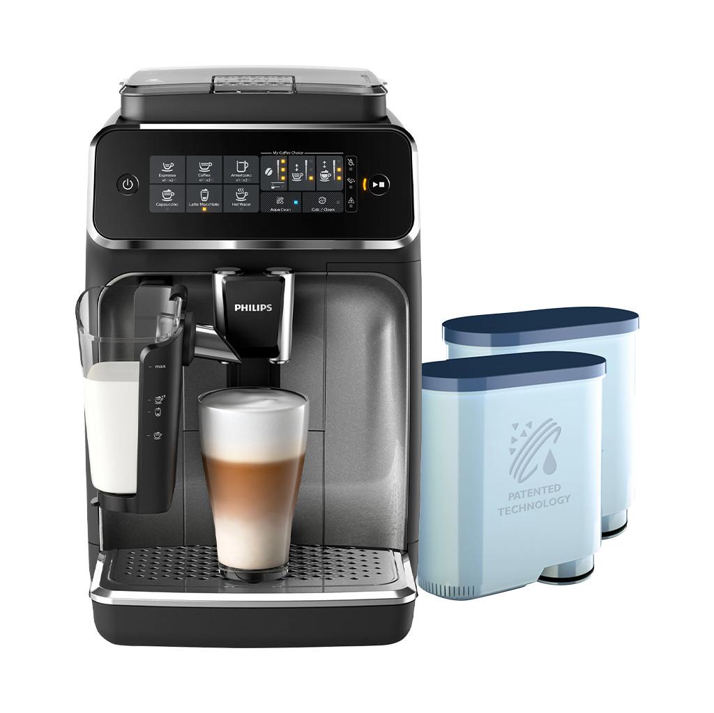 Philips 3200 EP3246/70 + AquaClean CA6903/22 Waterfilters