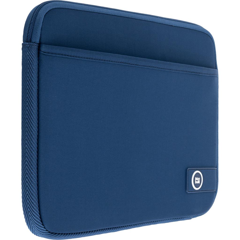 BlueBuilt 12 inch Laptophoes breedte 29 cm - 30 cm Blauw