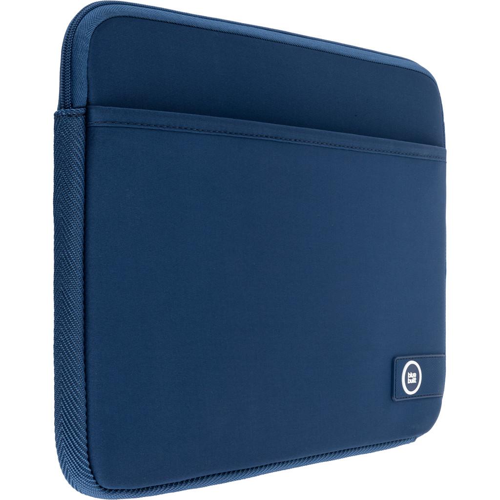 BlueBuilt 14 inch Laptophoes breedte 32 cm - 33 cm Blauw