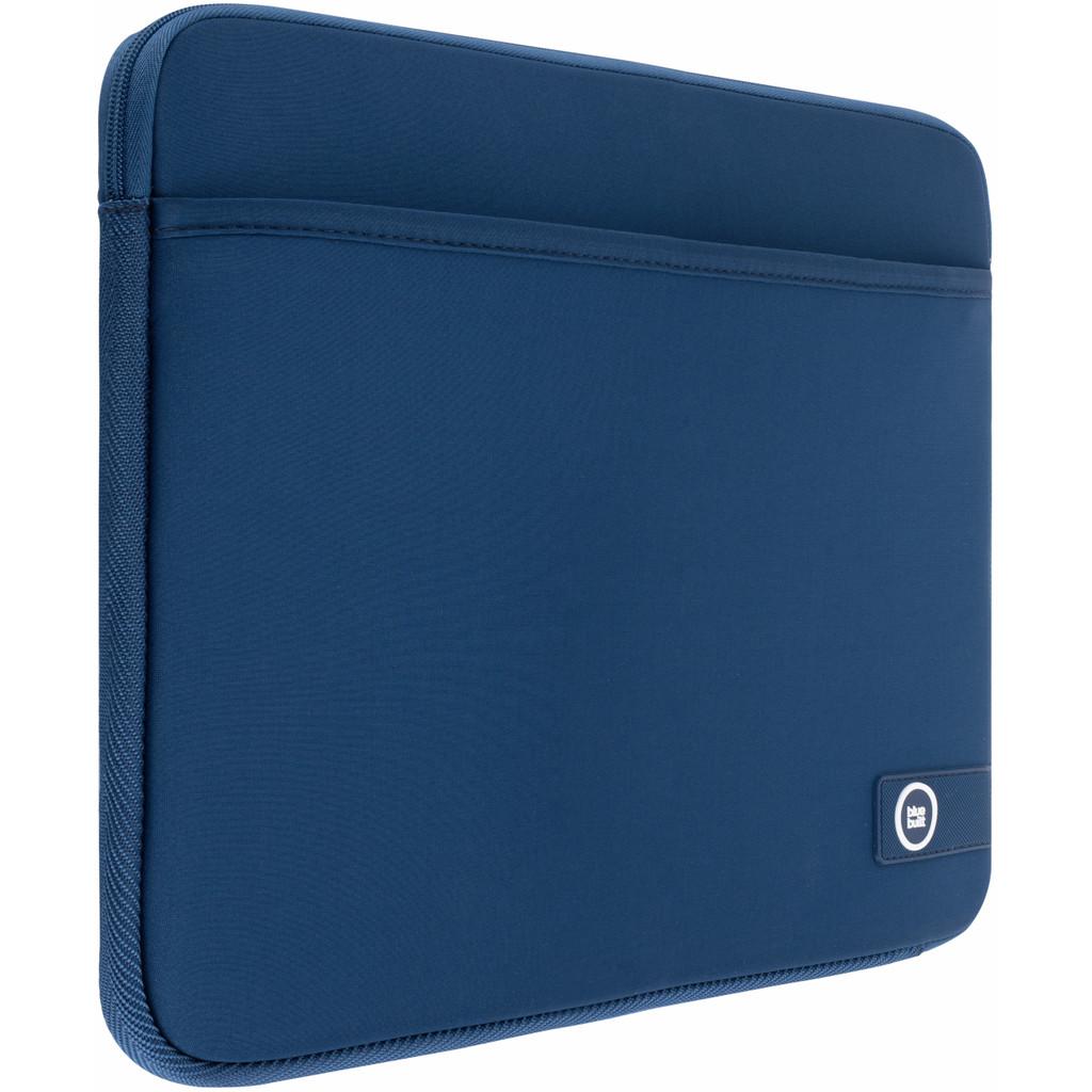 BlueBuilt 15 inch Laptophoes breedte 36 cm - 37 cm Blauw