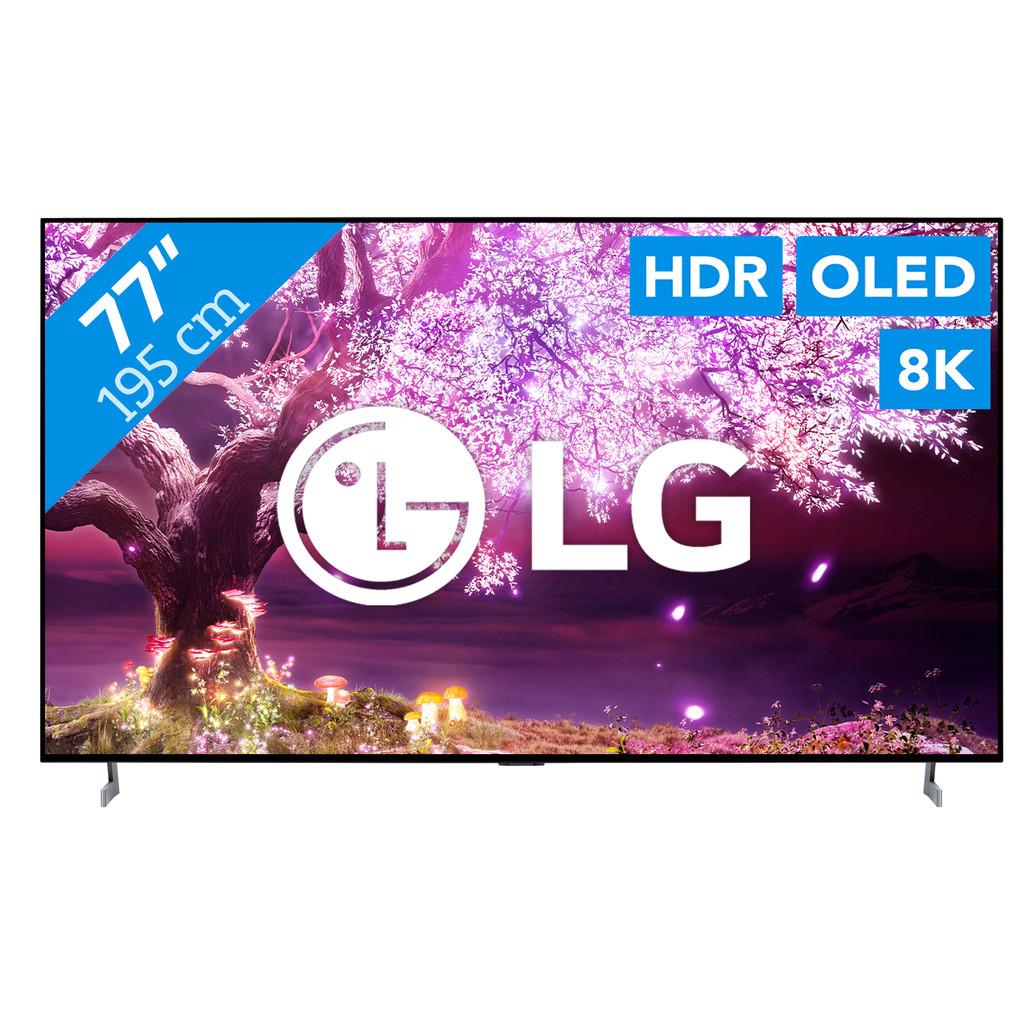 LG OLED 8K 77Z19LA (2021)