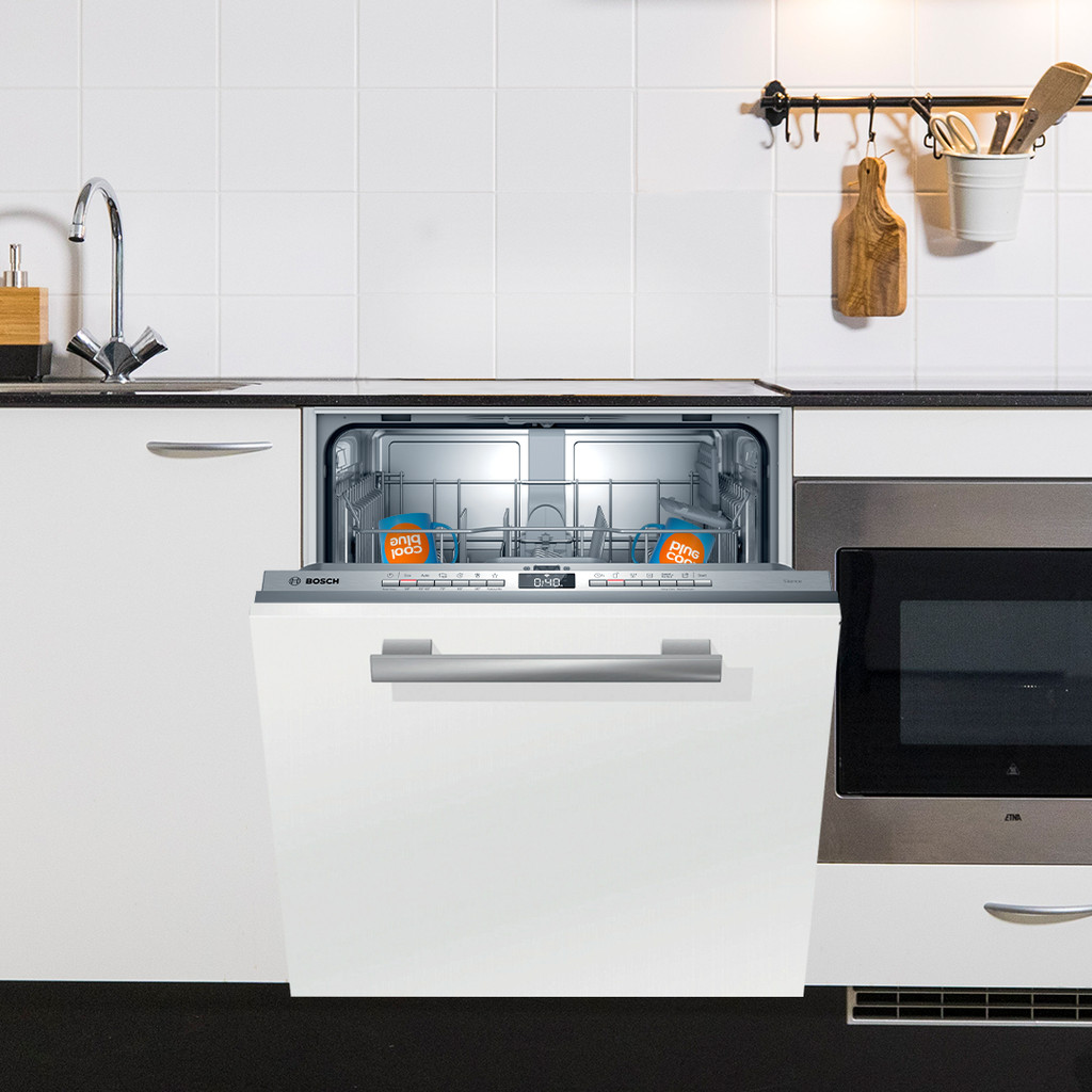 Tweedekans Bosch SMV4HTX31E / Inbouw / Volledig geïntegreerd / Nishoogte 81,5 - 87,5 cm