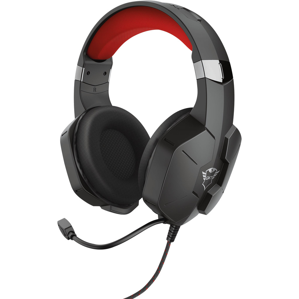 Trust gaming headset GXT323 Carus (PS-Xbox-Switch-PC)