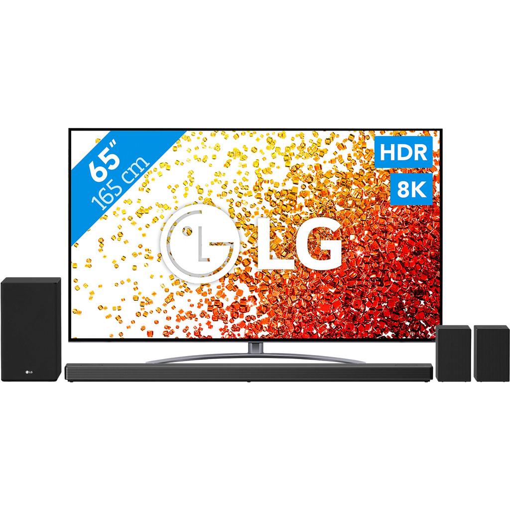 LG 8K 65NANO966PA (2021) + Soundbar
