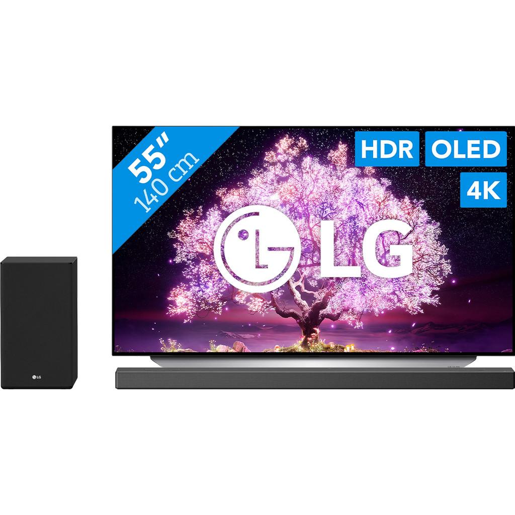LG OLED55C16LA (2021) + Soundbar