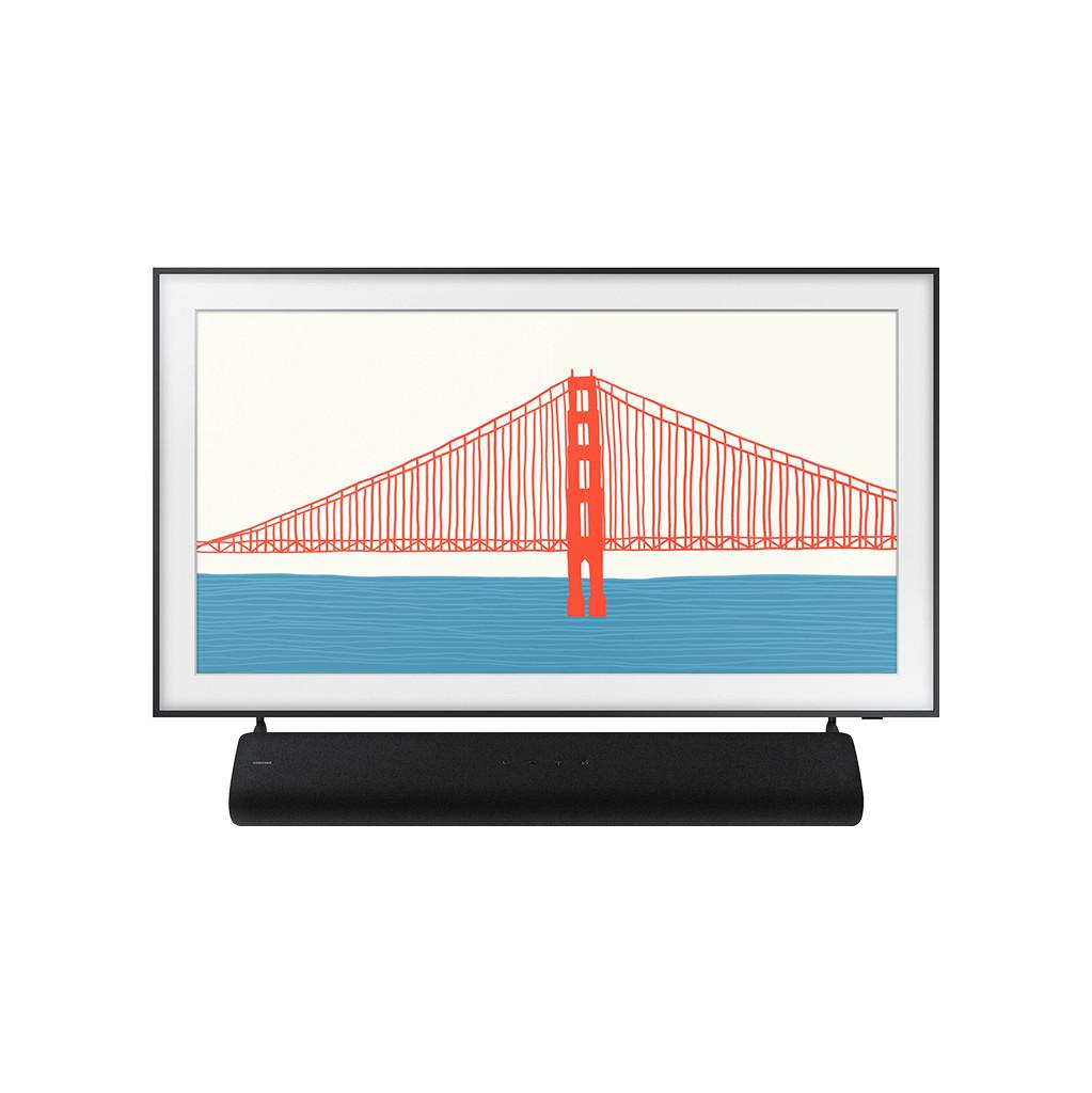 Samsung The Frame 43LS03A (2021) + Soundbar (zwart)