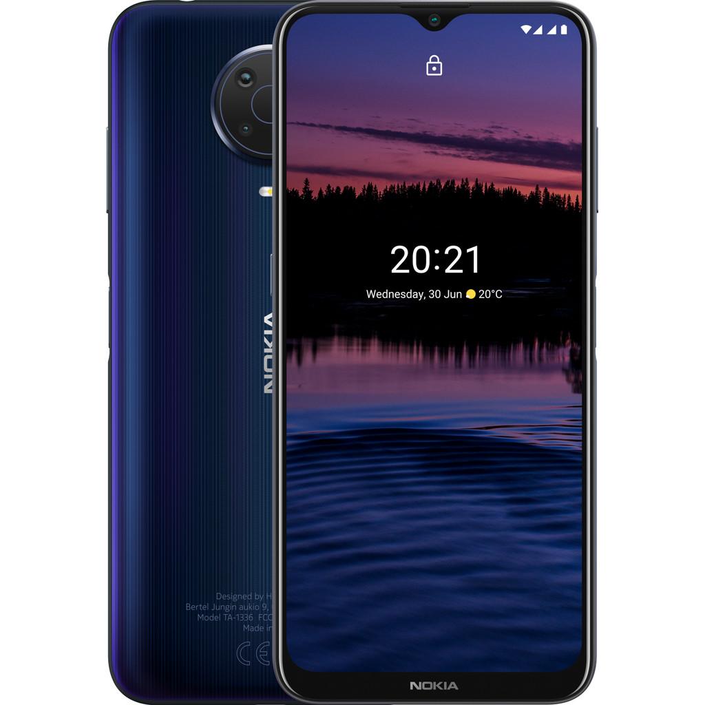 Tweedekans Nokia G20 64GB Blauw Tweedehands