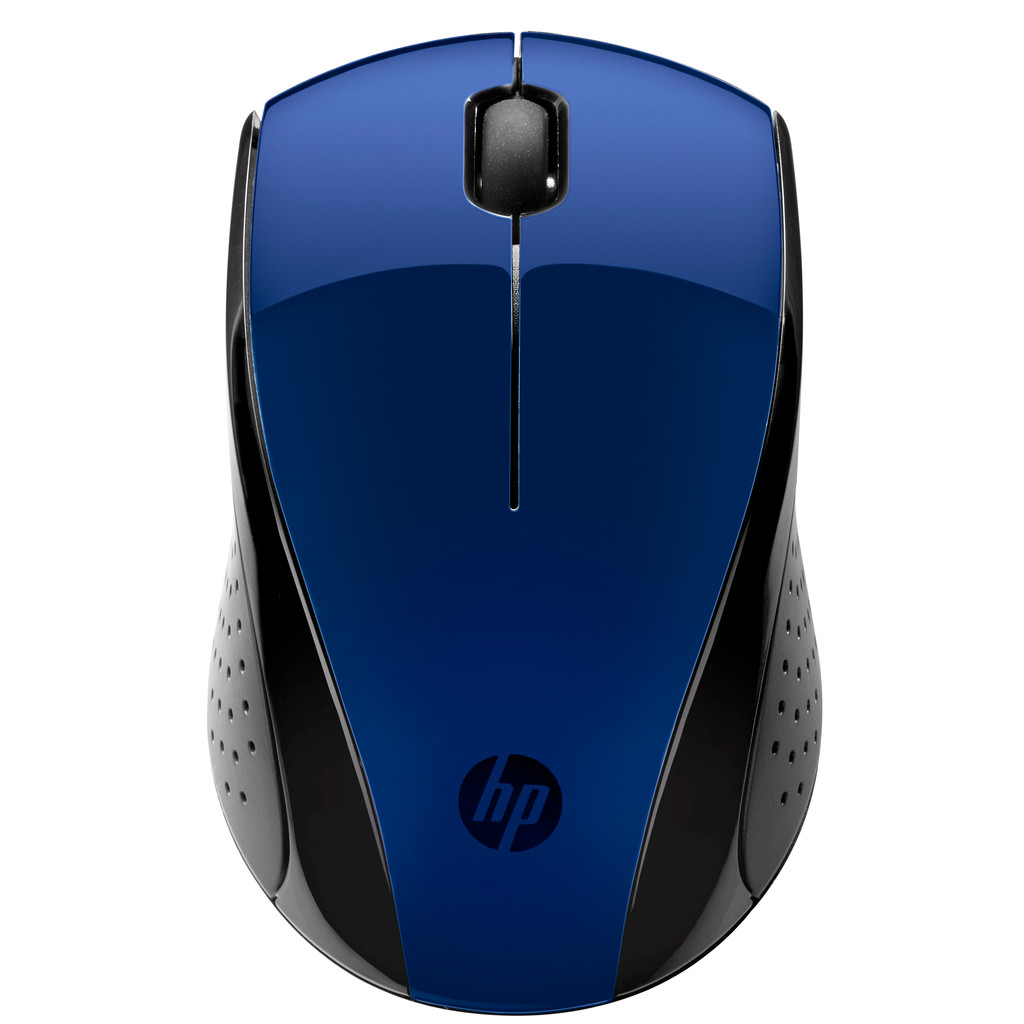 HP 220 Silent Draadloze Muis Blauw