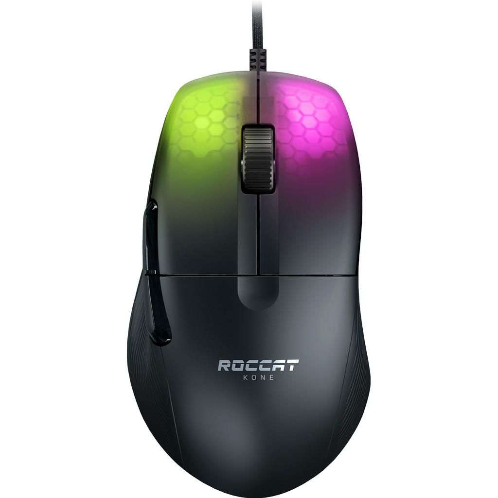 Roccat Kone One Pro Gaming Muis Zwart
