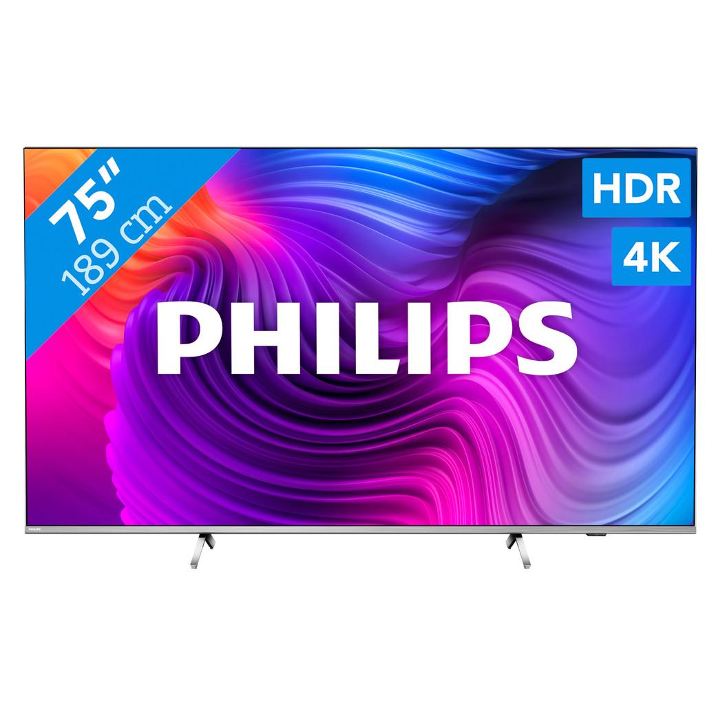 Tweedekans Philips The One (75PUS8506) - Ambilight (2021) Tweedehands