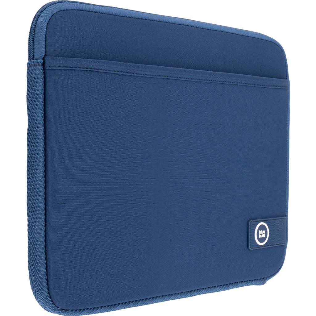 BlueBuilt 13 inch Laptophoes breedte 30 cm - 31 cm  Blauw