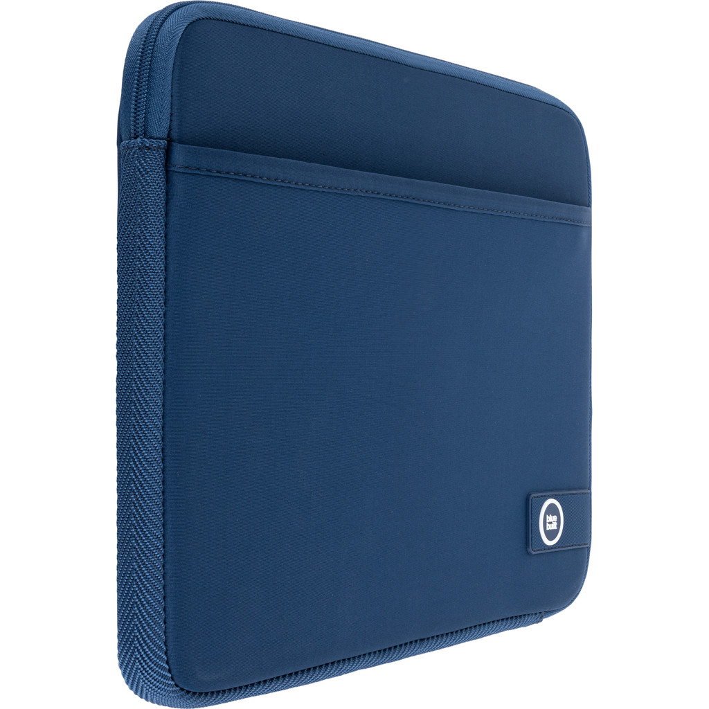 BlueBuilt 14 inch Laptophoes breedte 33 cm - 34 cm Blauw