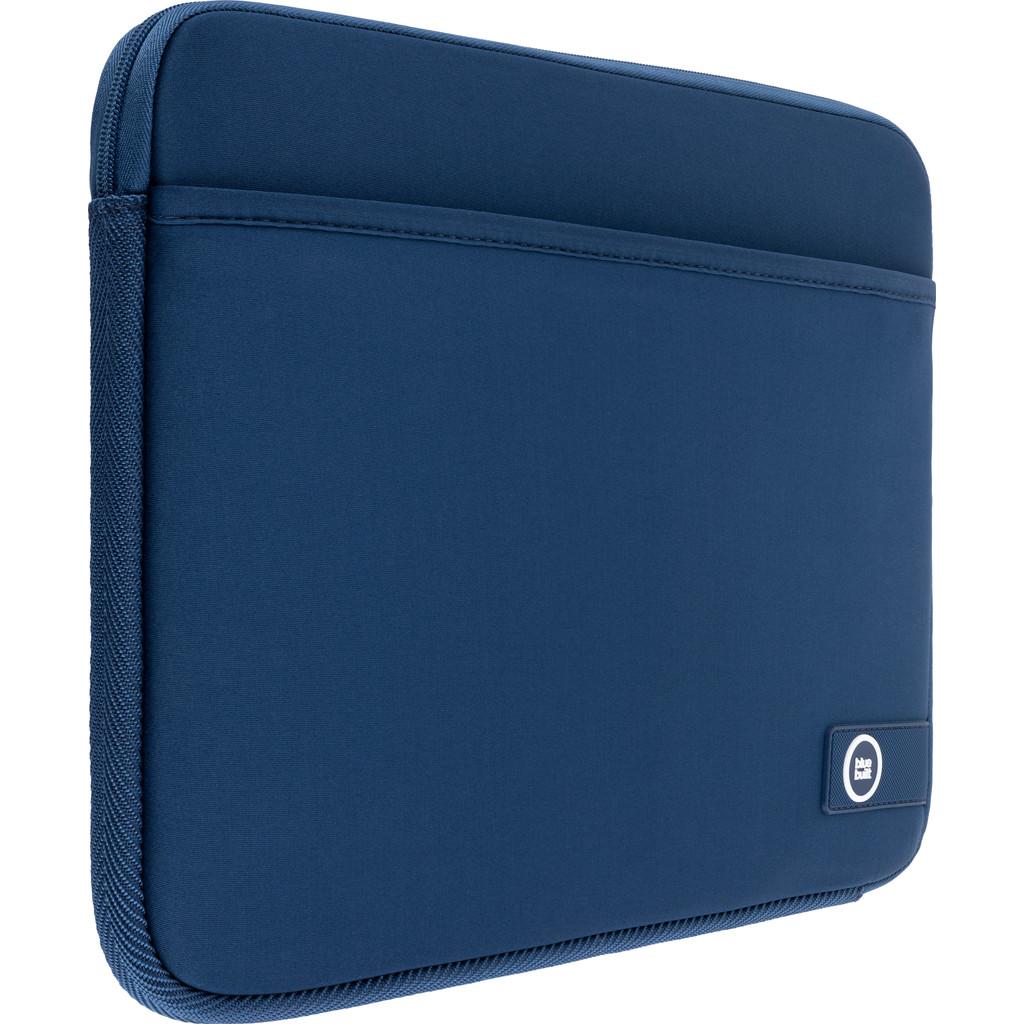 BlueBuilt 15 inch Laptophoes breedte 34 cm - 35 cm Blauw