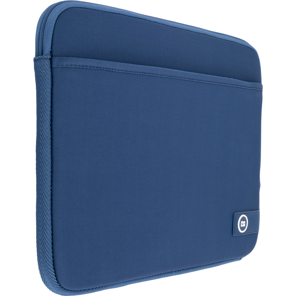 BlueBuilt 15 inch Laptophoes breedte 35 cm - 36 cm  Blauw