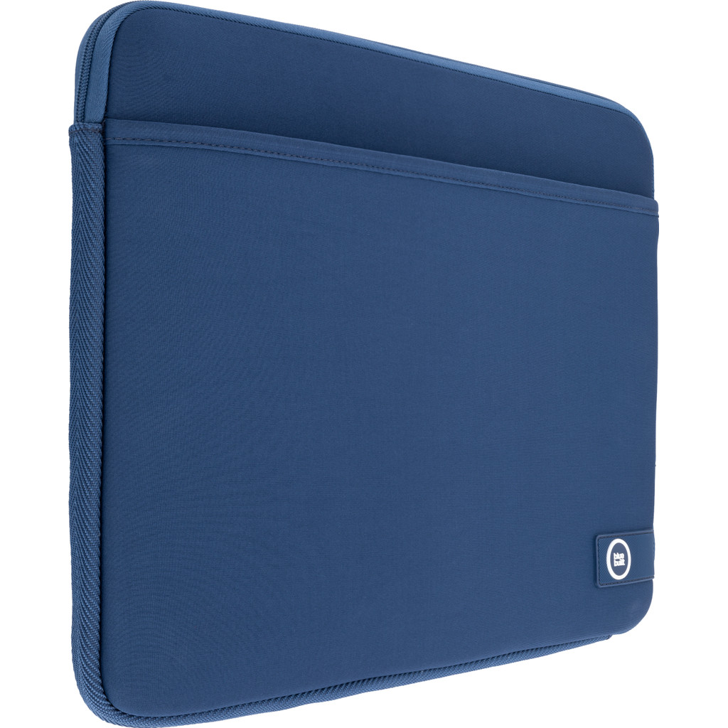 BlueBuilt 17 inch Laptophoes breedte 39 cm - 40 cm Blauw