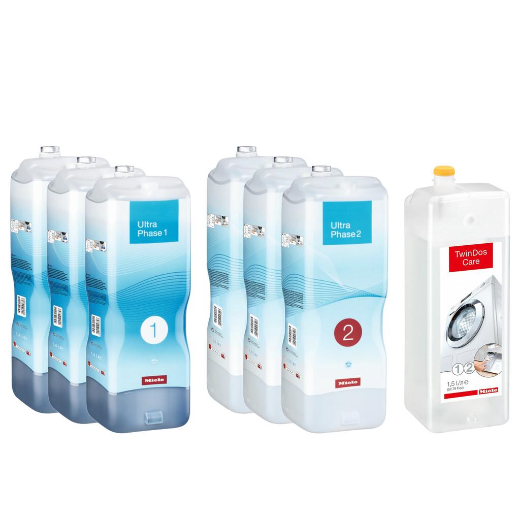 Miele UltraPhase 1 & 2 - halfjaarpakket + Miele TwinDos Care