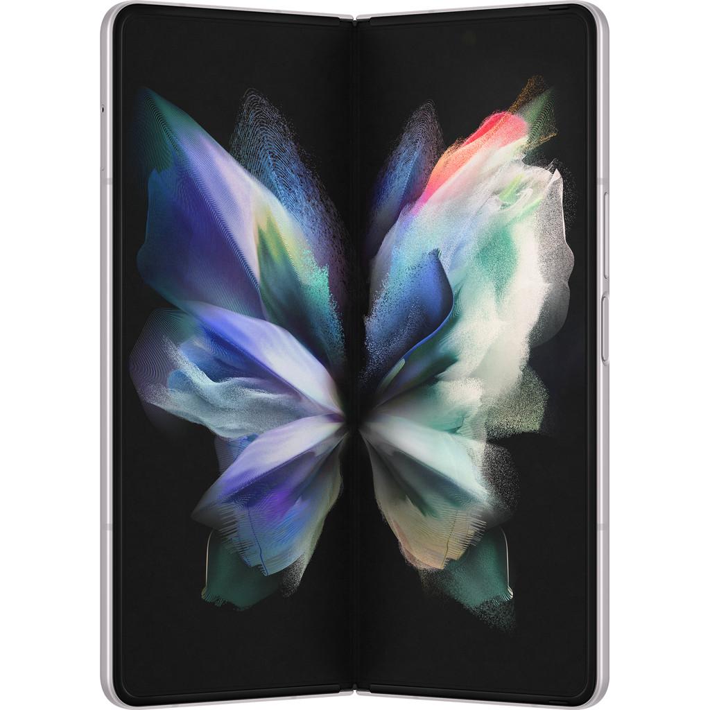 Samsung Galaxy Z Fold 3 512GB Zilver 5G-512 GB opslagcapaciteit  7,6 inch quad hd scherm  Android 11