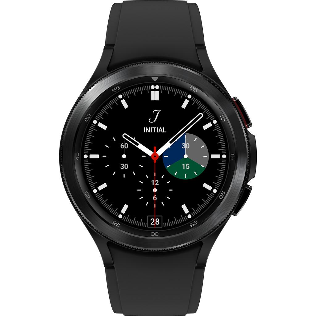 Tweedekans Samsung Galaxy Watch4 Classic 46 mm Zwart Tweedehands